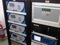 Analisadores, sensores, medidores e demais equipamentos