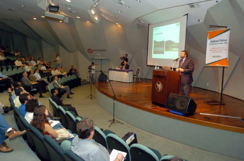 Avaliação de impacto socioambiental