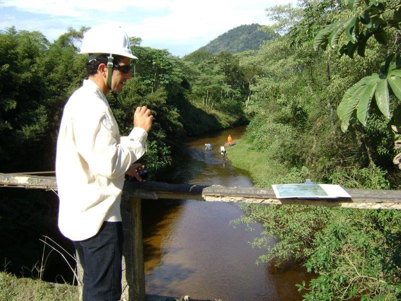 Empresa de monitoramento ambiental