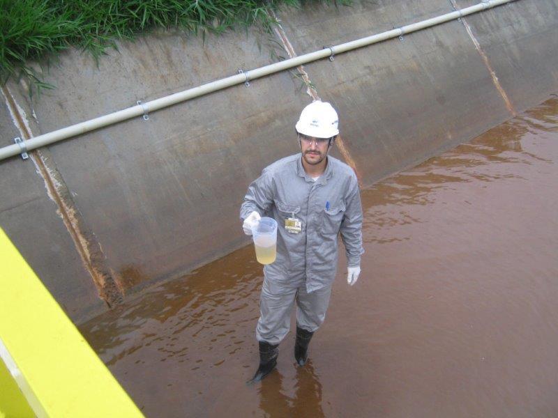 Monitoramento de barragens