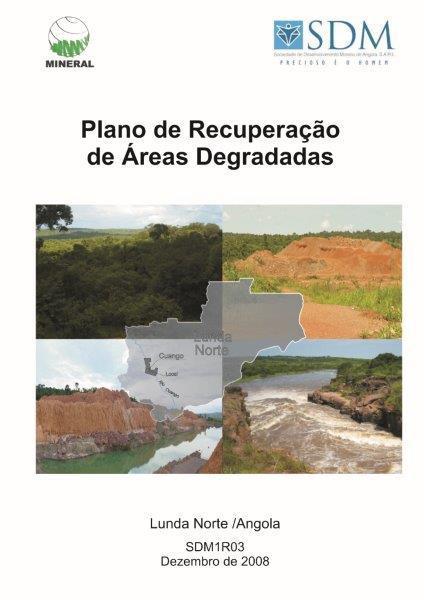 Plano de recuperação de áreas degradadas