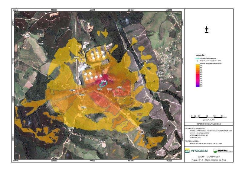 Relatório ambiental simplificado