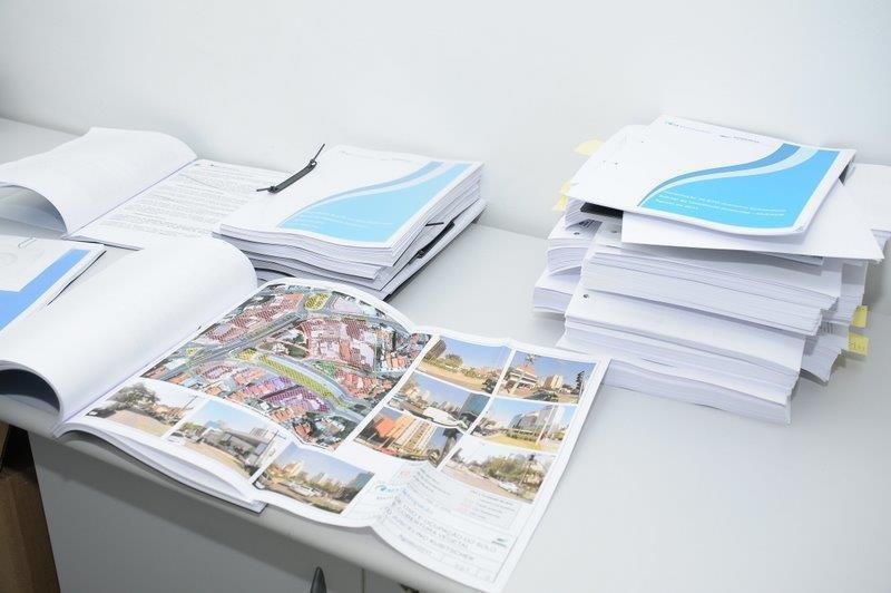 Relatório impacto ambiental rima