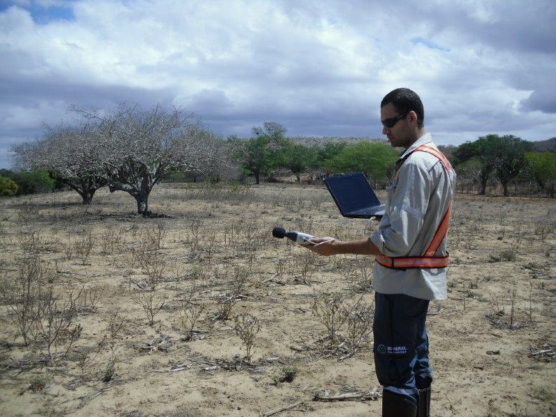 Serviço de relatório de impacto ambiental