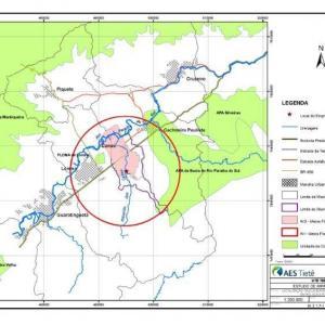 Estudo ambiental simplificado eas